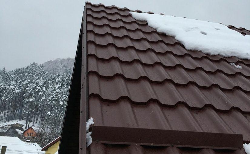 Este tigla metalica cea mai buna invelitoare pentru acoperis?